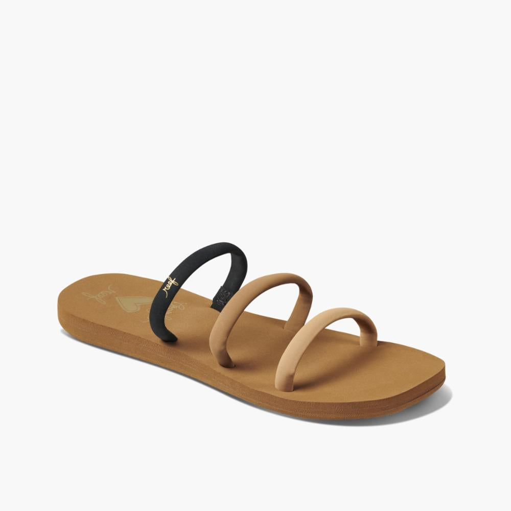Reef Women REEF SEADAZE BLACK/TAN