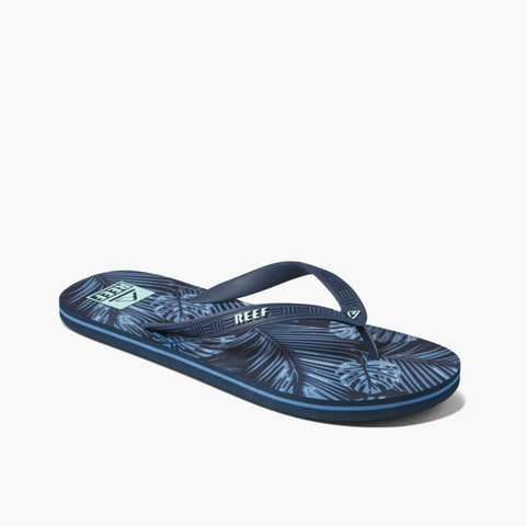Reef Men REEF SEASIDE PRINTS NAVY PALM