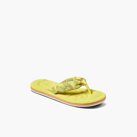Reef Kids KIDS POOL FLOAT YELLOW PALM