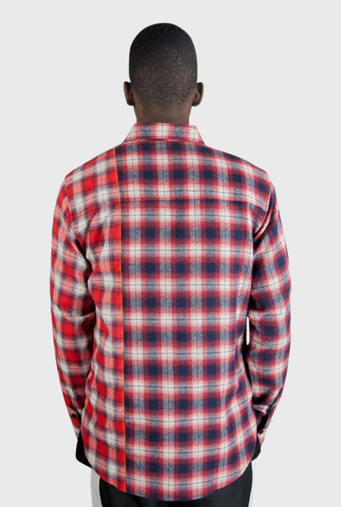Split Flannel II
