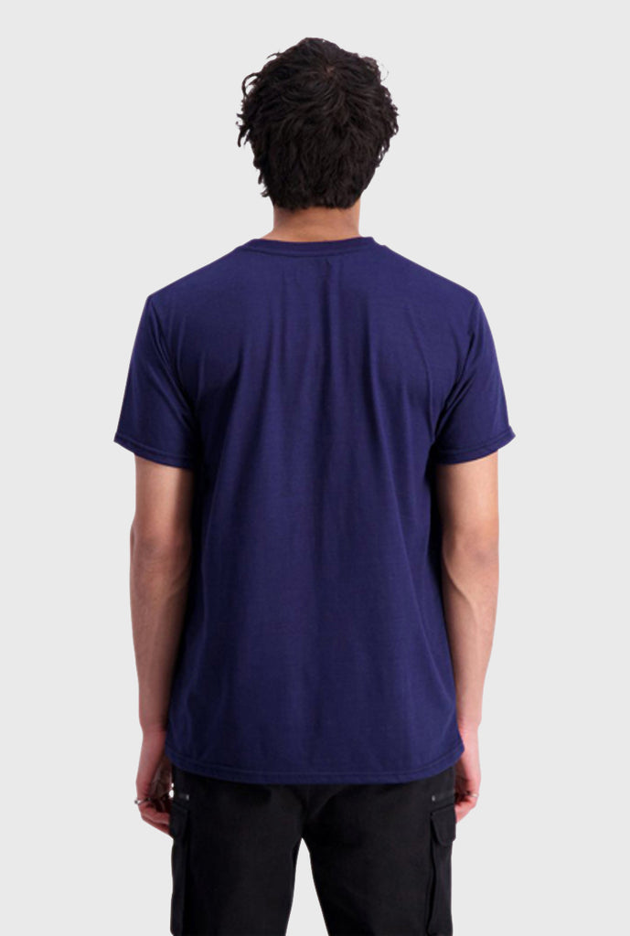 Demons In My Head T-Shirt - Navy