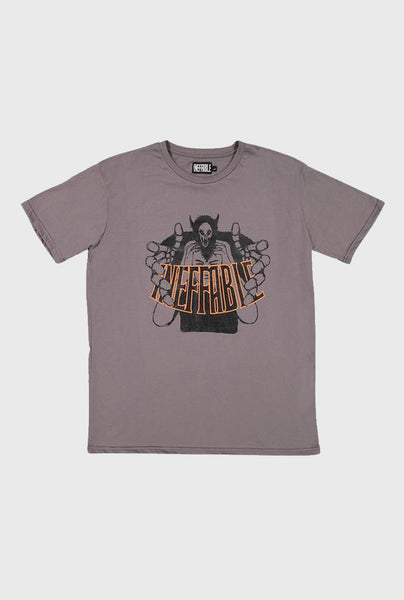 Demons In My Head T-Shirt - Grey