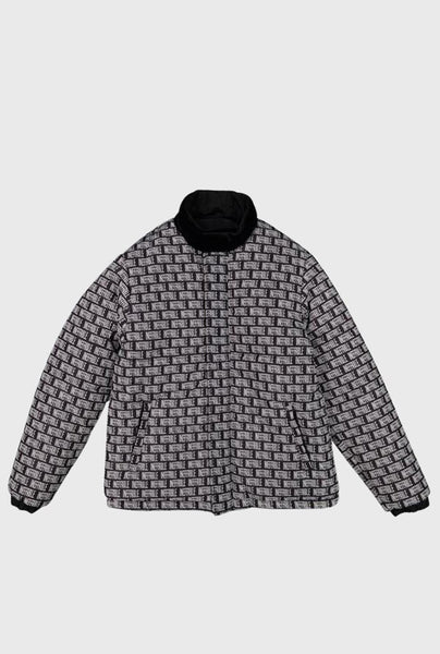 Reversible Bubble Coat
