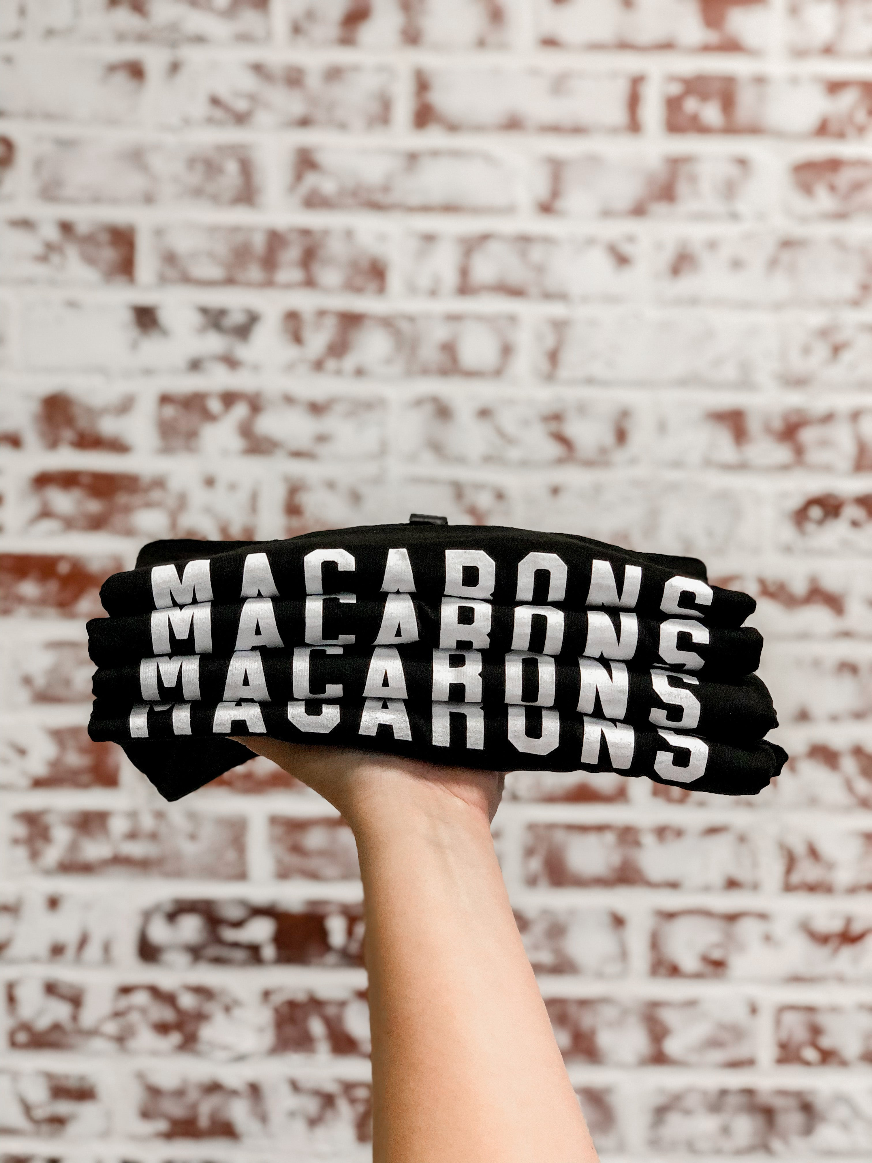 Macarons Long Sleeve
