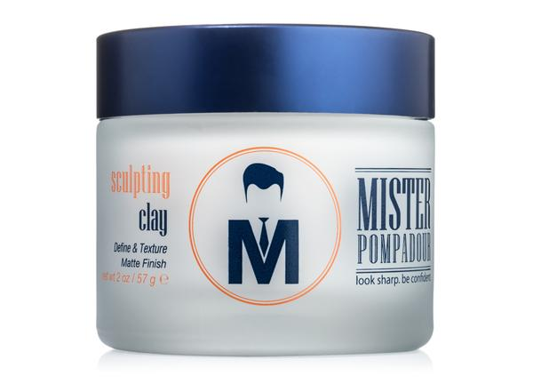 Mister Pompadour Sculpting Clay - Masen Products