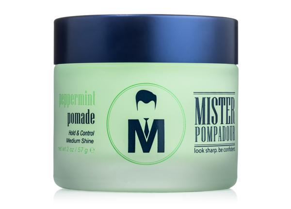 Mister Pompadour Peppermint Pomade - Masen Products (Pty) LTD