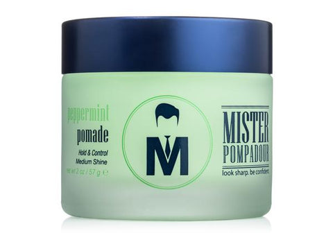 Mister Pompadour Peppermint Pomade - Masen Products