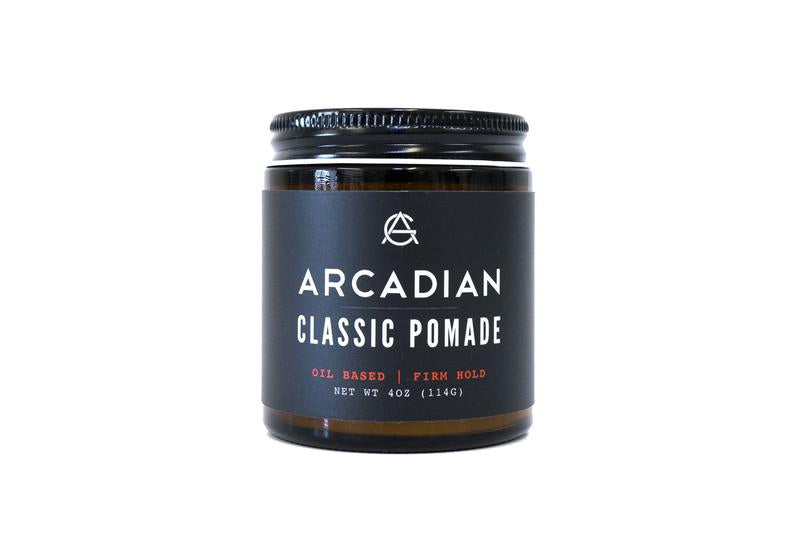Arcadian Classic Pomade (Firm Hold) - Masen Products
