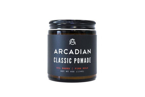 Arcadian Classic Pomade (Firm Hold) - Masen Products (Pty) LTD