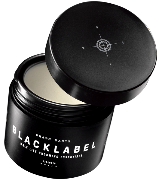 Black Label Grooming Shape Paste - Masen Products