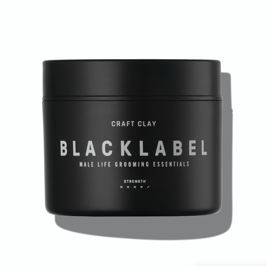 Black Label Grooming Craft Clay - Masen Products
