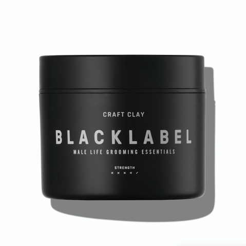 Black Label Grooming Craft Clay - Masen Products (Pty) LTD