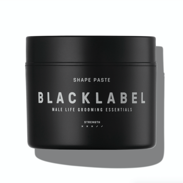 Black Label Grooming Shape Paste - Masen Products (Pty) LTD