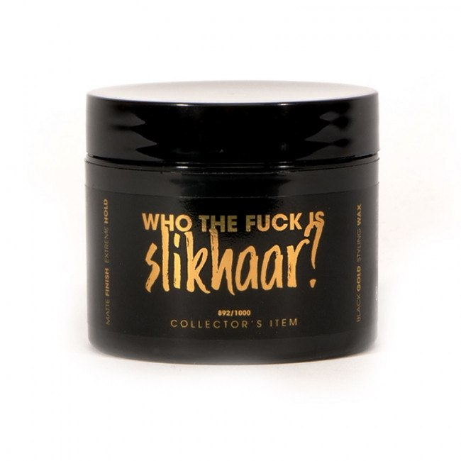 By Vilain Black Gold (WHO THE F*** IS SLIKHAAR) - Masen Products