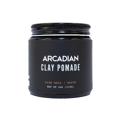 Arcadian Clay Pomade - Masen Products