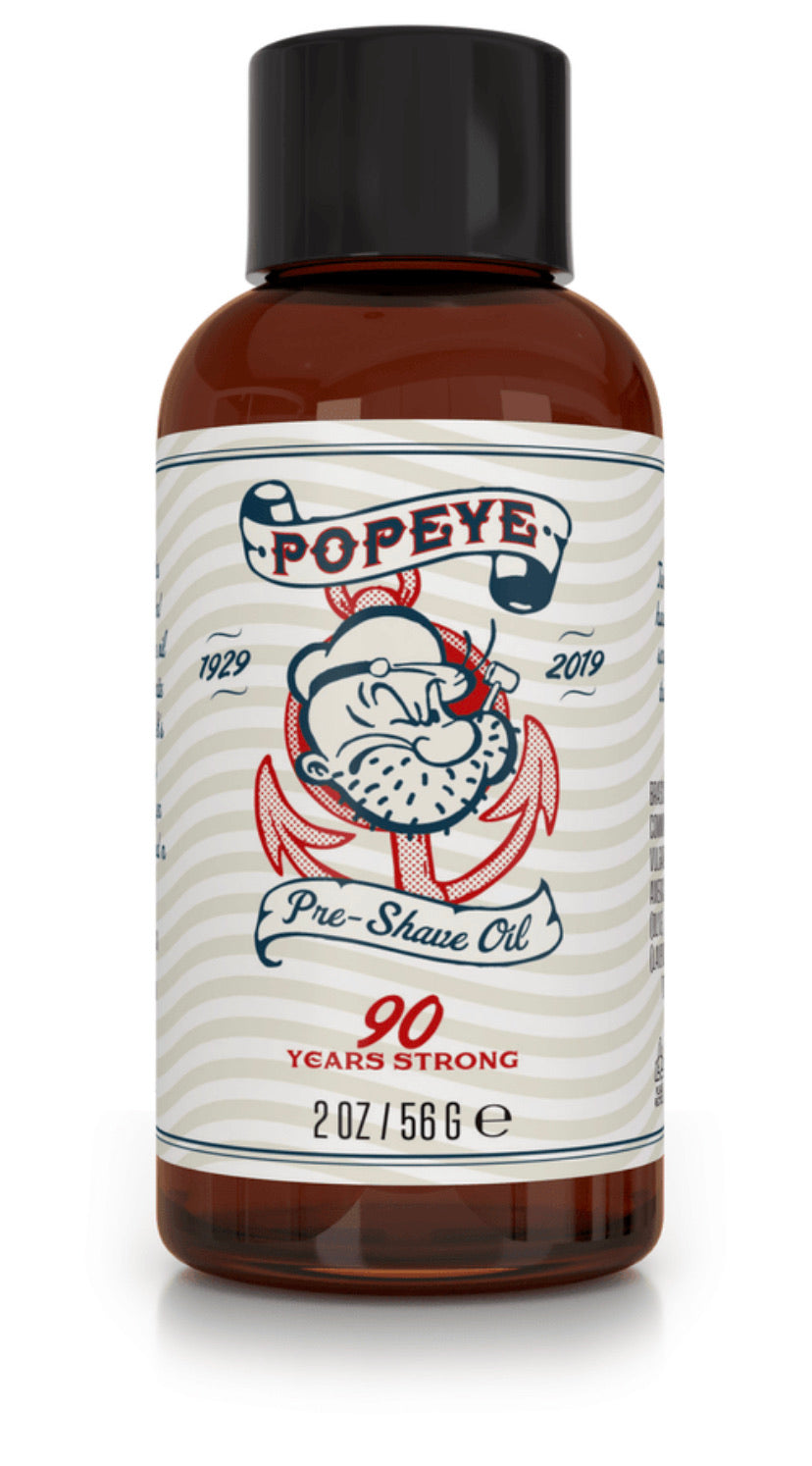 Popeye Pre-shave Oil - Masen Products