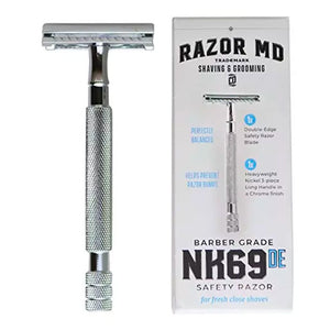 NK69 Double Edge Safety Razor - Masen Products (Pty) LTD