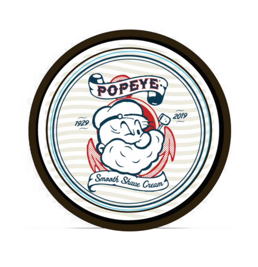 Popeye Shave Cream - Masen Products
