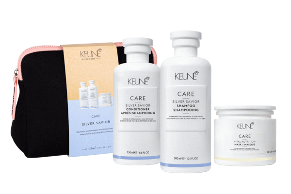 Keune Care Silver Savior Trio Pack