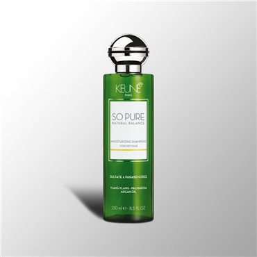 So Pure Moisturising Shampoo 250ml