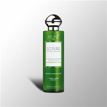 So Pure Energizing Shampoo 250ml