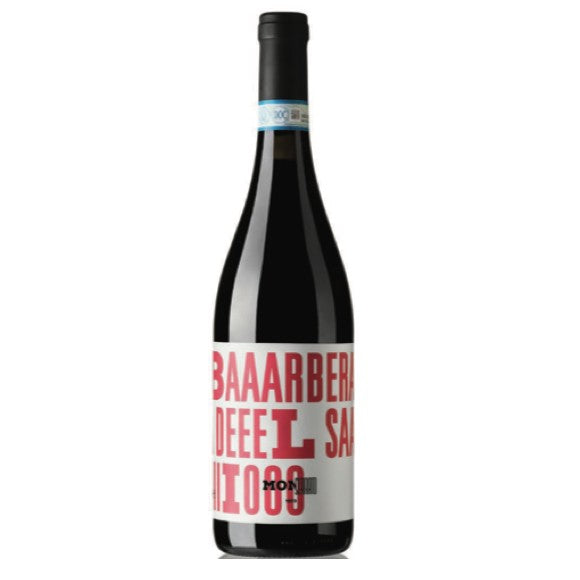 Sannio Barbera DOP 2019 Monserrato 1973