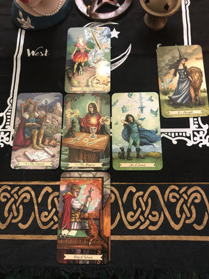 Tarot Card Spread Everyday Witch, Tarot Reader, Tarot Readings, Tarot Reading, Celtic Cross Spread, Psychic, Divination, Fortune Teller, Fortune Telling
