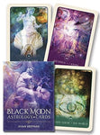 Black Moon Astrology Cards - Tarot On Winter