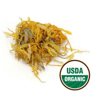 Calendula Flowers Whole - Organic