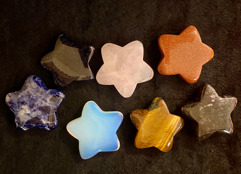Miscellaneous Gemstone Stars