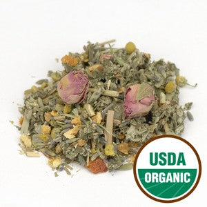 Herbal Bath Blend - Organic