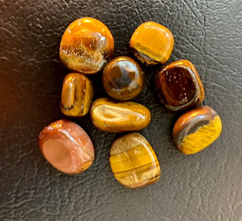 Miniature Tigerseye