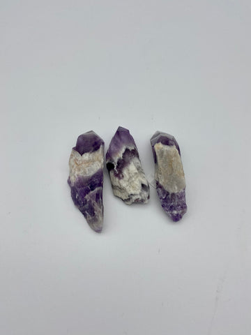 Chevron Amethyst Point - 2 - 3 inch