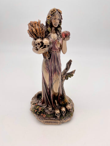 Persephone Greek Goddess Of Vegetation and the Underworld Statue