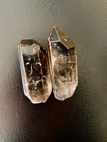 Smoky Quartz Point - 2 inch