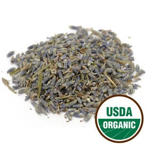 Lavender Flowers Select - Organic