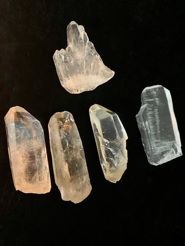 Lemurian Crystal Point