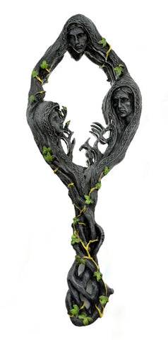 Maiden Mother Crone Mirror