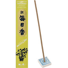 Morning Star Patchouli Incense - 50 sticks