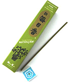 Morning Star Pine Incense - 50 sticks