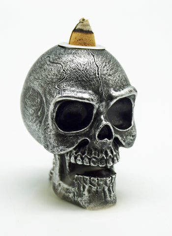 Skull Back Flow Incense Burner