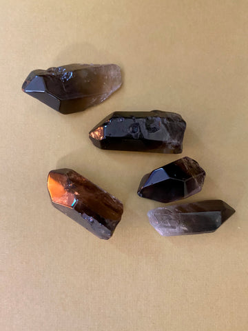 Smoky Quartz Point - Small