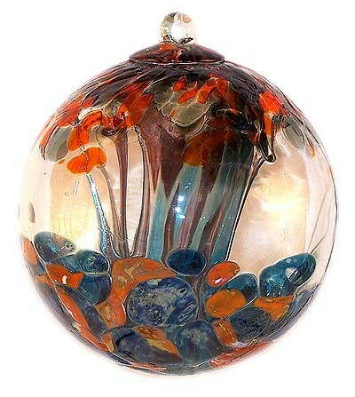 Spirit Tree Ball - 4 inch - Klimt Tree of Life