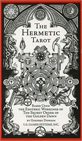 The Hermetic Tarot - Tarot On Winter