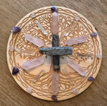 Tree of Life Crystal Grid