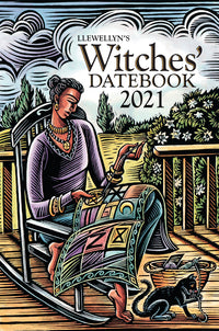 Llewellyn's Witches Datebook 2021