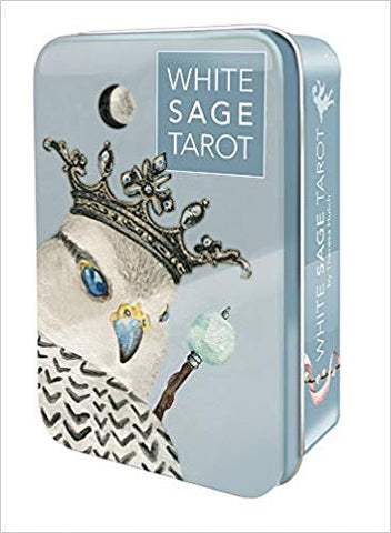 White Sage Tarot - Tarot On Winter