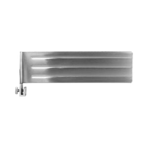 "12088 - Low Fence Assembly (1 3/4""), Stainless Steel"