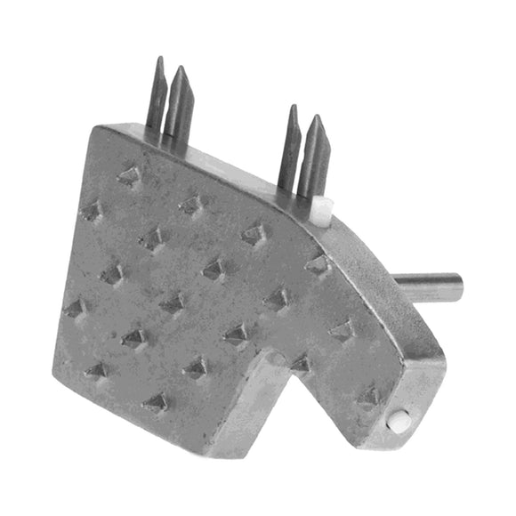 12122 - Meat Grip Sub-assembly, Stainless Steel