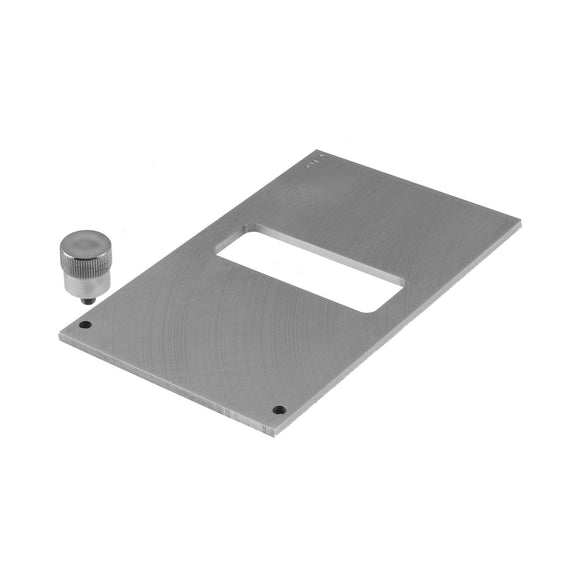 Adapter Plates (Includes # 14001 Lock Screw)